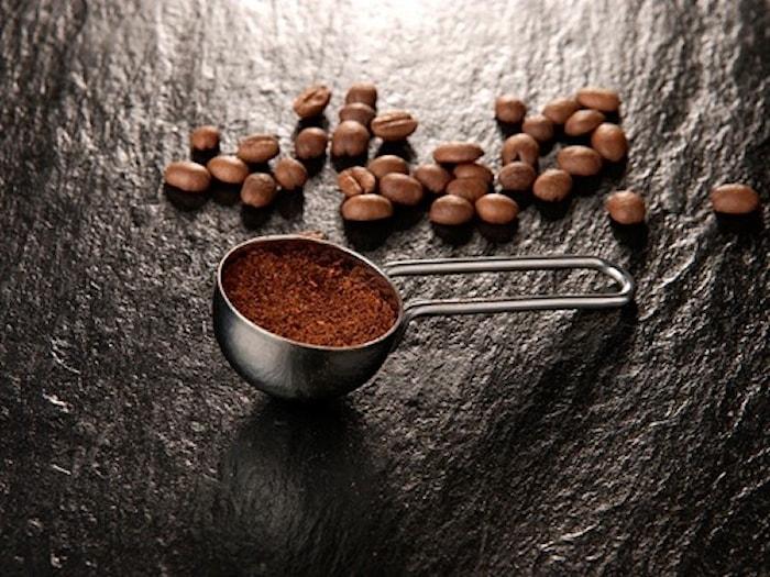 Kahvimitta Teräksinen
