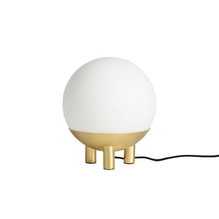 Hoop Bordslampa Midi Mässing