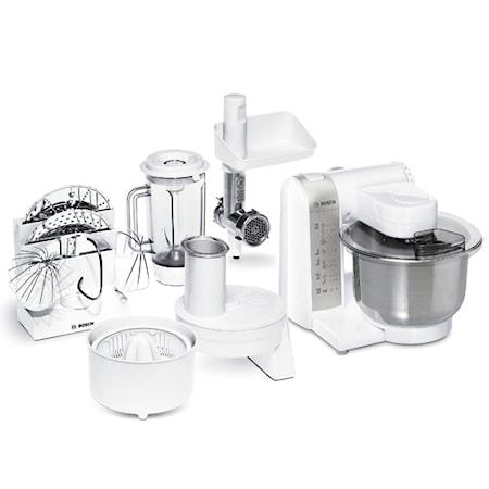MUM4880 keittiökone varusteineen, 3,9 L