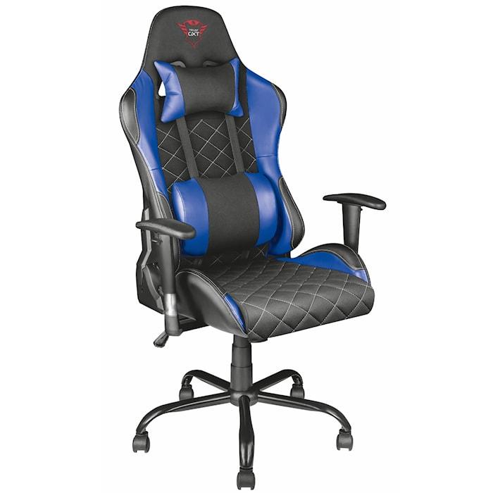 GXT 707R Resto Gaming Chair Blå