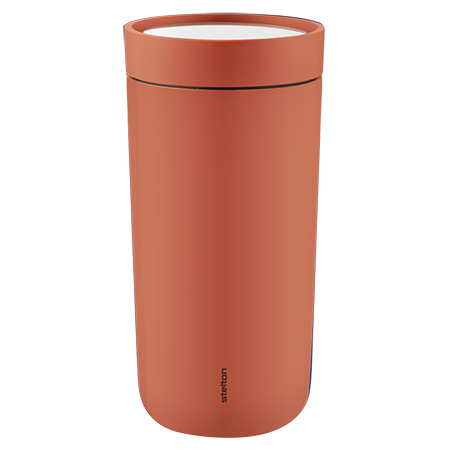 Stelton Icon To Go Click Mugg 20 cl Blå