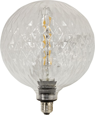 Elegance LED Cristal Cristal Clear 200mm