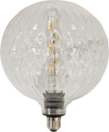 Elegance LED Cristal Cristal Clear  200mm