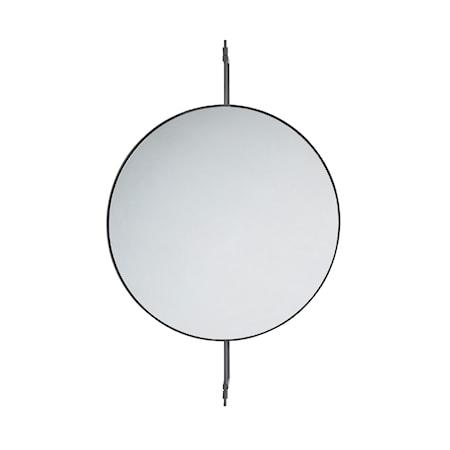 Rotating spegel svart thumbnail