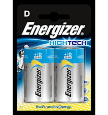 Paristot Energizer HighTech LR2 0/D, 1,5 V, 2 kpl