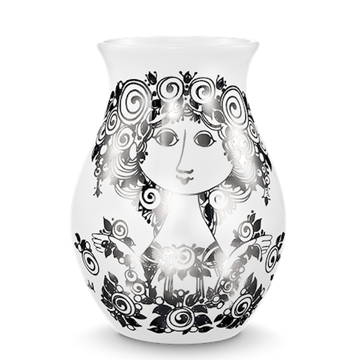 Vas, Rosalinde, sølv, H 26 cm