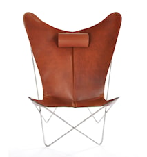 KS Chair Flaggermuslenestolen - Cognac