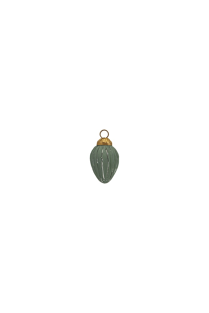 Ornament Thiny 2,5 cm Grön