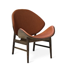 The Orange Lounge Chair  Spicy Brown/Camel Smoked Ek