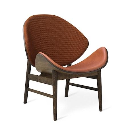The Orange Lounge Chair Spicy Brown/Camel Smoked Ek