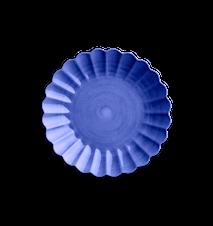 Oyster Tallrik Blå 28 cm