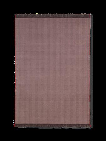 Herringbone Filt Mörkblå