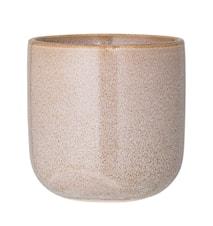 Flower Pot Stoneware Nature