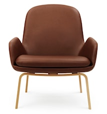 Era Lounge Chair Low Oak - Tango