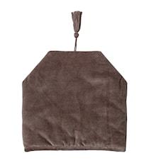 Tevarmer 40x34 cm - Brun