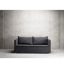 SOFAL 2-seter sofa - Phantom