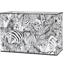 Rakel Lampskärm Zebra 40cm