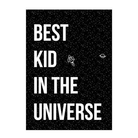 Juliste Best Kid