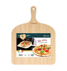 Pizzaschaufel Birkenholz