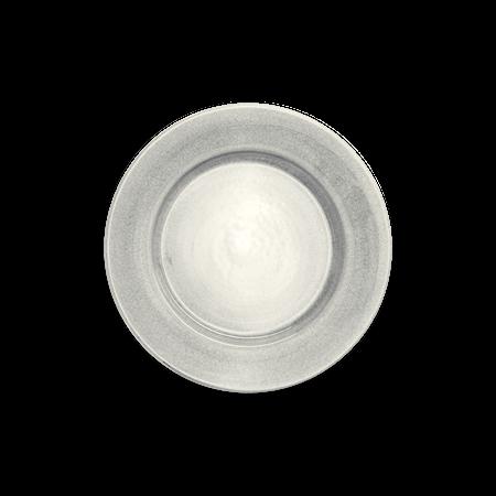 Basic Tallrik Grå 28 cm