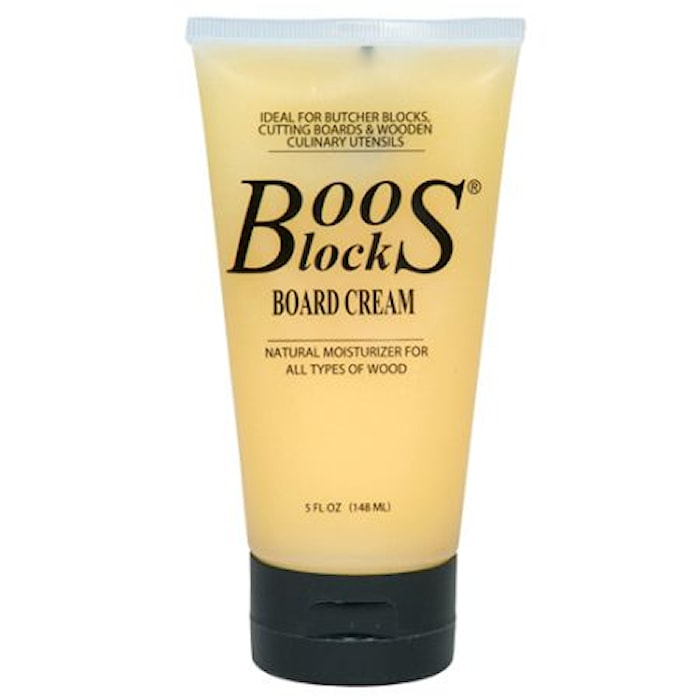 Skærebrætsolie Boos Block Board Cream