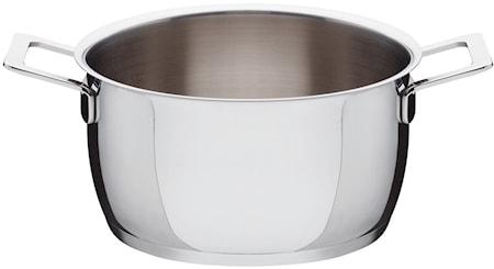 Pots & Pans Kasserolle to håndtak Ø 20 cm