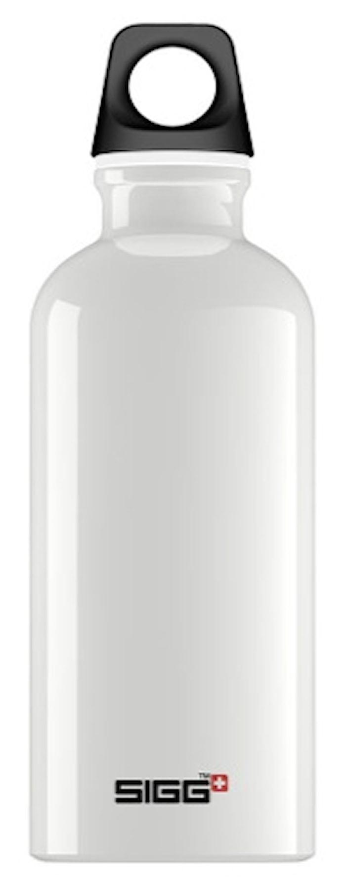 Flaska Traveller Vit 0,6 l