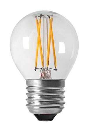 Pære Shine LED klode E27