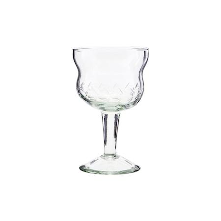 Rødvinsglass Vintage