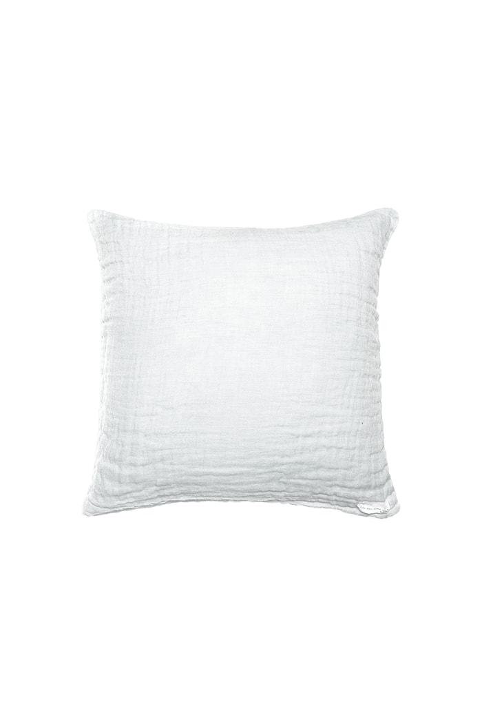 Kudde Hannelin White 50x50