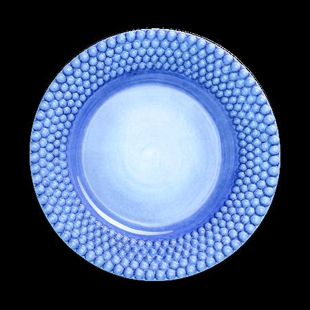 Bubbles Fat runt Ljusblå 42 cm