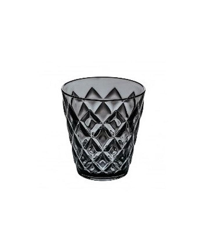 Crystal S Glass 20 cl Grå