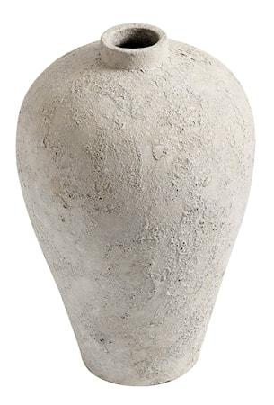 Luna Kruka Grå Terracotta 60x35cm