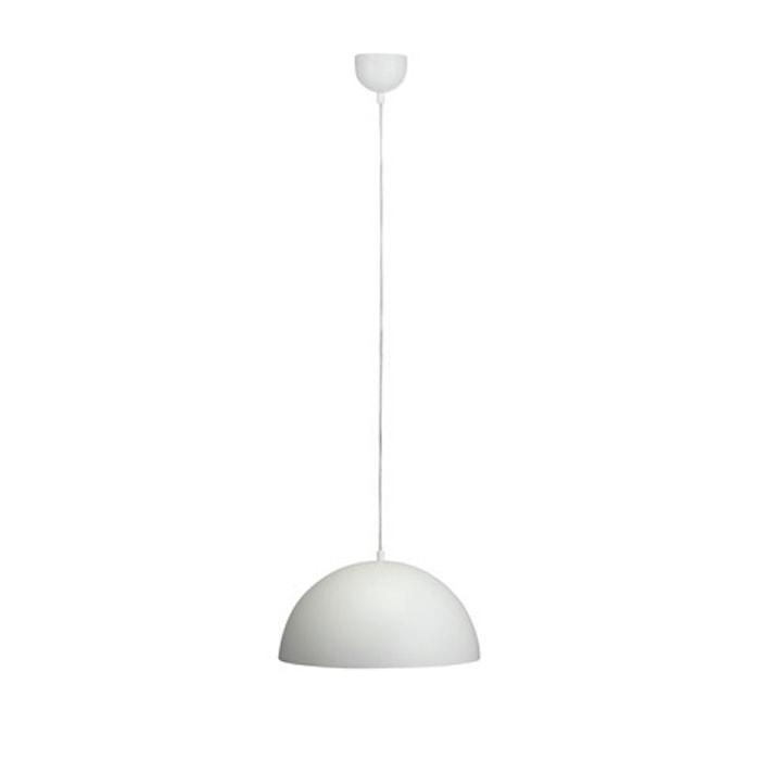 Bas taglampe hvid 440