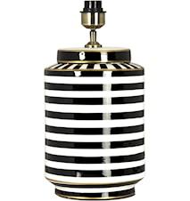 Gatsby Lampfot Svart 43cm