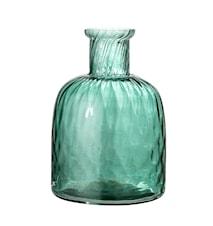 Vas med Flaskhals Glas Grön