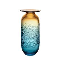 Aurora Blå Vase 365mm