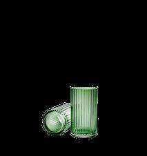 Maljakko Suupuhallettu Lasi Copenhagen Green  15cm