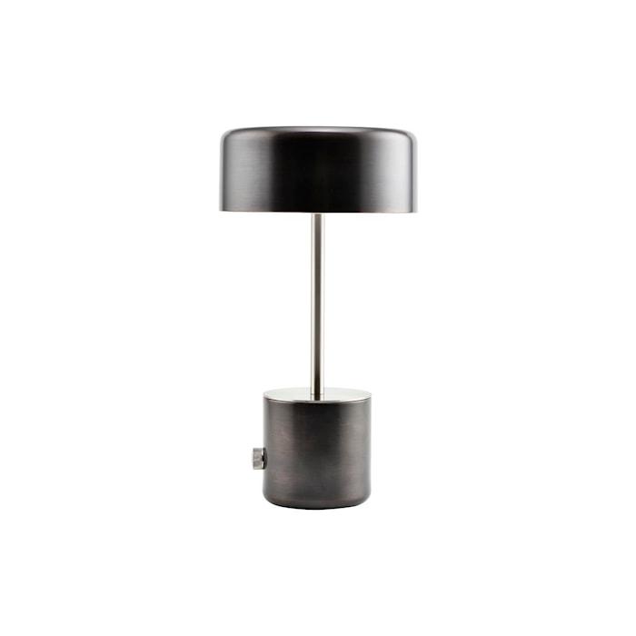 Bordslampa Bring Svart antikvitet