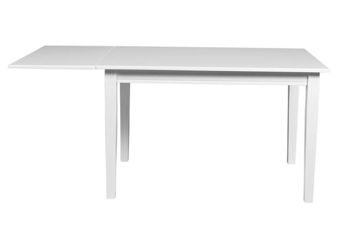 Wittskär Klaffebord Hvit 120 cm
