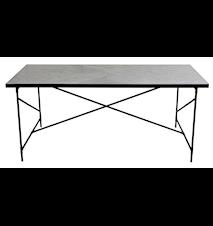 Dining table 185 matbord - Vit