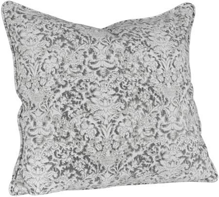 Paisley kuddfodral 50x50 - Grey