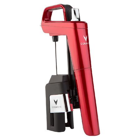 Coravin Model Six Core Candy Apple Red Vinsystem