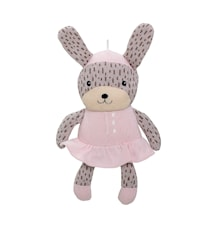 Stuffed Animal Bunny - Pink