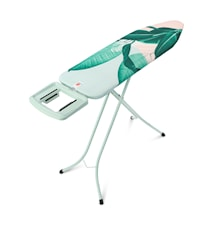 Strygebord Stl B med Solid Dampstrygejernsholder Tropical Leaves