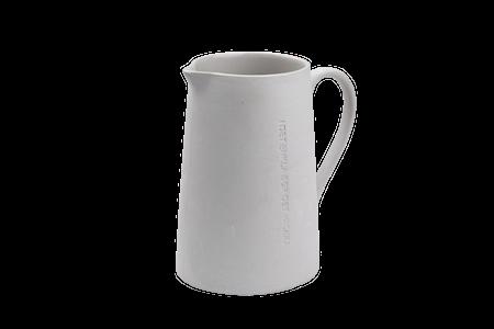 Mjölkkanna I det enkla grå
