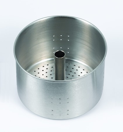 Perkulator Turkis stål 10kp