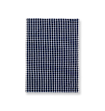 Hale Kökshandduk Blue/Off-white