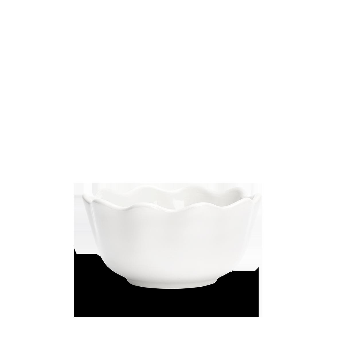 Ostronskål Mini Vit 13 cm