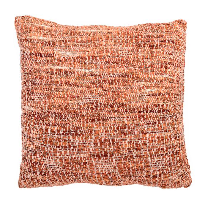 Pude Acrylic Orange 45x45 cm